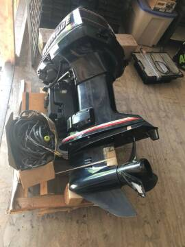 1993 Evinrude 115 HP Outboard for sale at Champlain Valley MotorSports in Cornwall VT