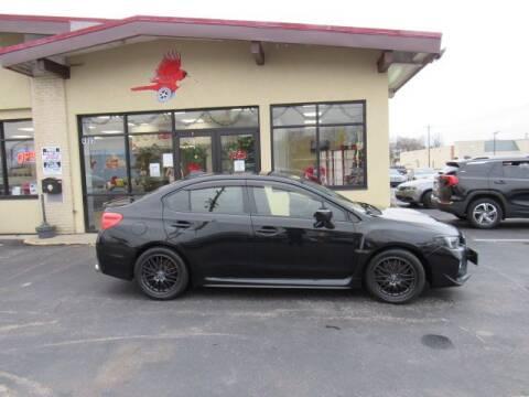 2015 Subaru WRX for sale at Cardinal Motors in Fairfield OH