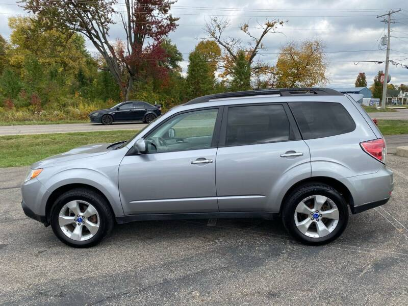 2009 Subaru Forester for sale at Rick's R & R Wholesale, LLC in Lancaster OH
