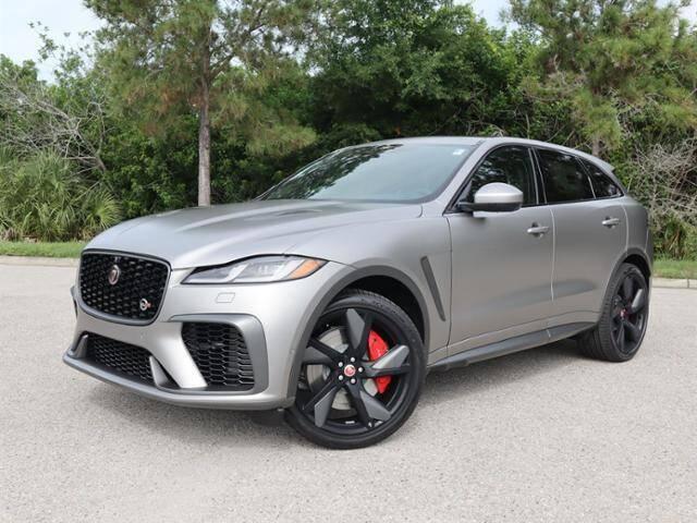 2021 Jaguar F-PACE for sale in Sarasota, FL