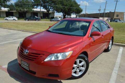 2009 Toyota Camry for sale at E-Auto Groups in Dallas TX