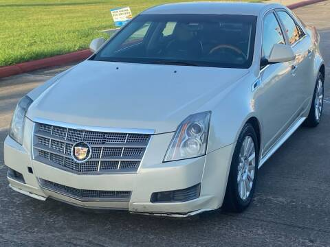 2011 Cadillac CTS for sale at Hadi Motors in Houston TX