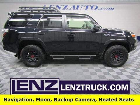 2021 Toyota 4Runner for sale at LENZ TRUCK CENTER in Fond Du Lac WI