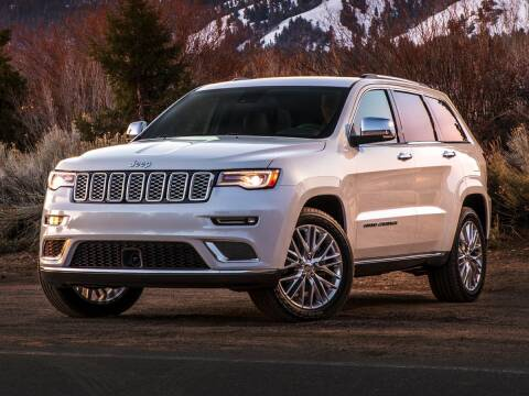 2018 Jeep Grand Cherokee for sale at MILLENNIUM HONDA in Hempstead NY