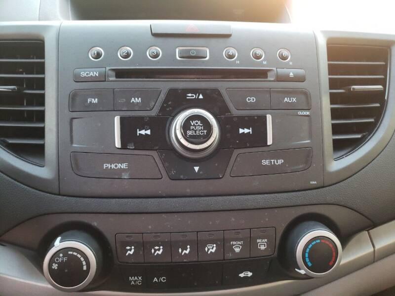 2013 Honda CR-V AWD LX 4dr SUV - Dallas TX