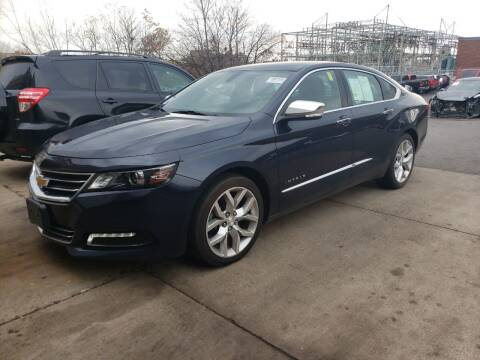 2018 Chevrolet Impala for sale at Mike's Auto Sales in Rochester NY