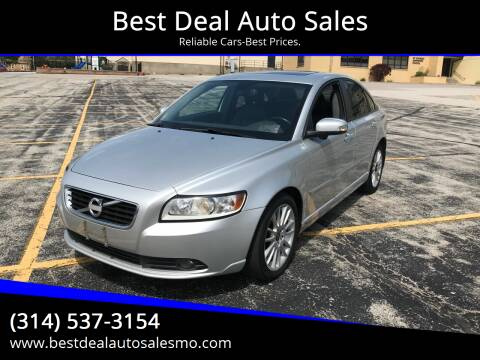 2011 Volvo S40 for sale at Best Deal Auto Sales in Saint Charles MO