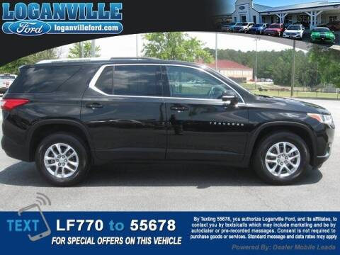 2018 Chevrolet Traverse for sale at Loganville Quick Lane and Tire Center in Loganville GA