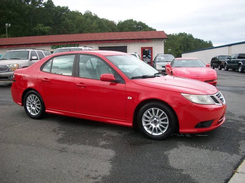 2008 Saab 9-3 for sale at Cambria Cars in Mooresville NC