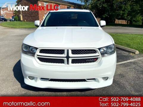 2013 Dodge Durango for sale at Motor Max Llc in Louisville KY