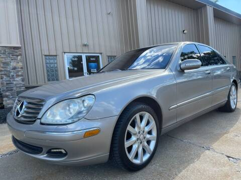 2006 Mercedes-Benz S-Class for sale at Prime Auto Sales in Uniontown OH