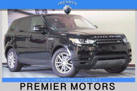 2017 Land Rover Range Rover Sport for sale at Premier Motors in Hayward CA