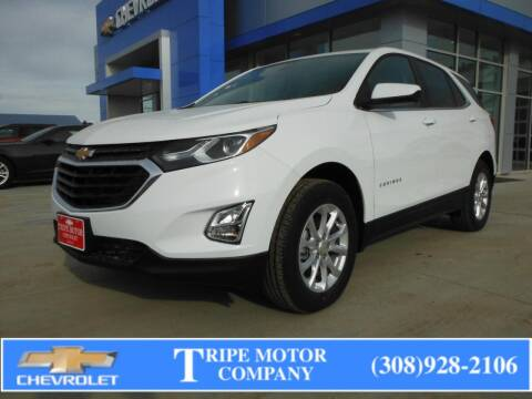 2020 Chevrolet Equinox for sale at Tripe Motor Company in Alma NE