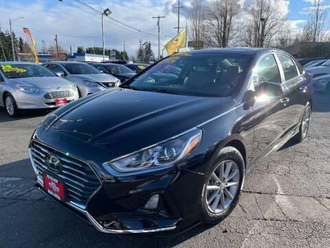 2018 Hyundai Sonata for sale at Real Deal Cars in Everett WA