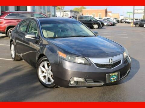 2012 Acura TL for sale at AUTO POINT USED CARS in Rosedale MD