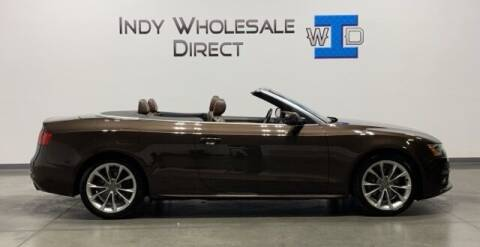2014 Audi A5 for sale at Indy Wholesale Direct in Carmel IN