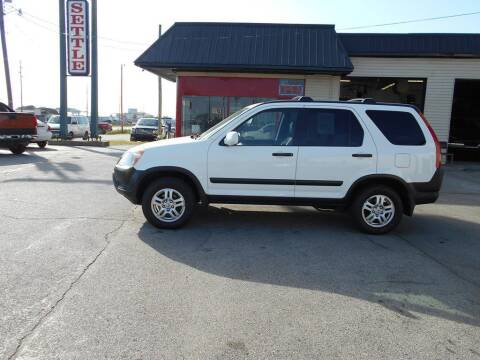 2003 Honda CR-V for sale at Settle Auto Sales STATE RD. in Fort Wayne IN