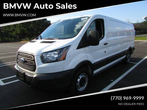 2017 Ford Transit Cargo for sale at BMVW Auto Sales - Trucks and Vans in Union City GA