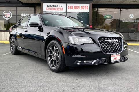 2018 Chrysler 300 for sale at Michaels Auto Plaza in East Greenbush NY