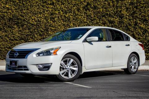 2013 Nissan Altima for sale at Southern Auto Finance in Bellflower CA