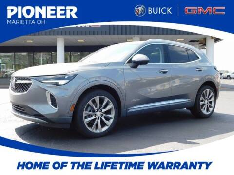 2021 Buick Envision for sale at Pioneer Family preowned autos in Williamstown WV