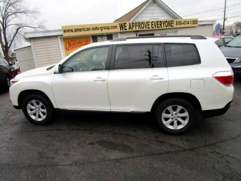 2012 Toyota Highlander for sale at American Auto Group Now in Maple Shade NJ