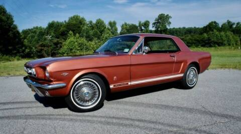1966 Ford Mustang for sale at Classic Car Deals in Cadillac MI