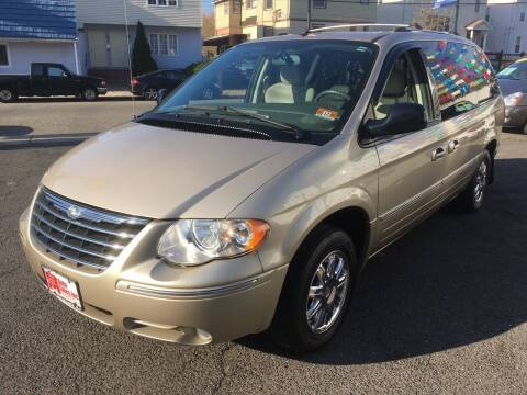 2006 Chrysler Town and Country for sale at B & M Auto Sales INC in Elizabeth NJ
