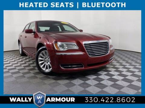 2014 Chrysler 300 for sale at Wally Armour Chrysler Dodge Jeep Ram in Alliance OH