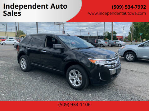 2011 Ford Edge for sale at Independent Auto Sales #2 in Spokane WA