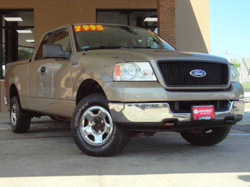 2005 Ford F-150 for sale at Arandas Auto Sales in Milwaukee WI