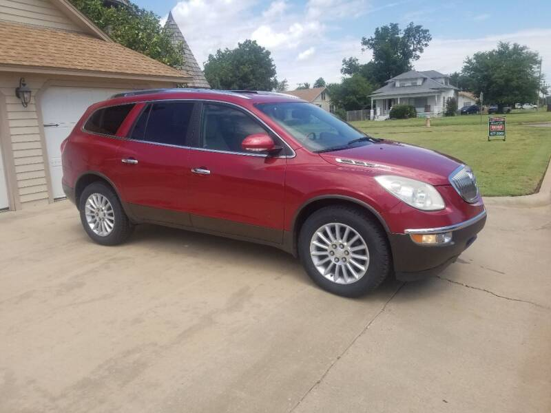 2012 Buick Enclave for sale at Eastern Motors in Altus OK