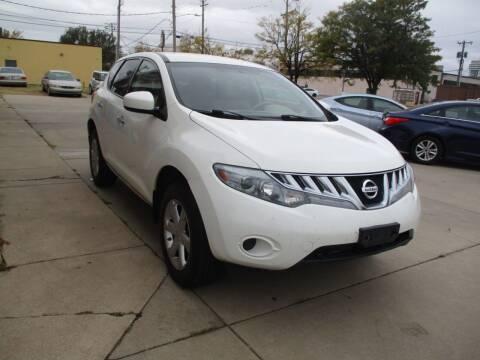 2010 Nissan Murano for sale at Discount Motor Sales LLC in Wichita KS