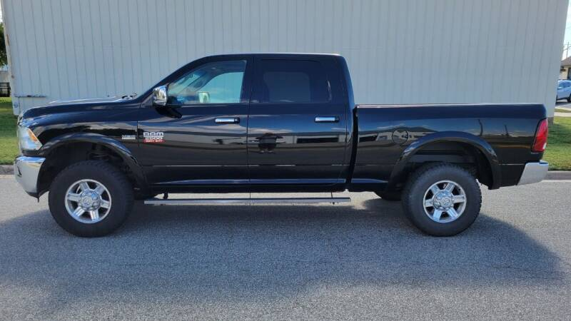 2012 RAM Ram Pickup 2500 for sale at TNK Autos in Inman KS