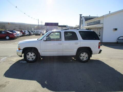 2005 Chevrolet Tahoe for sale at ROUTE 119 AUTO SALES & SVC in Homer City PA