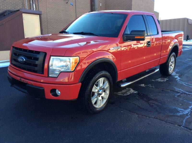 2009 Ford F-150 for sale at AROUND THE WORLD AUTO SALES in Denver CO