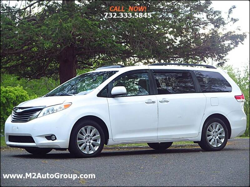 2011 Toyota Sienna for sale at M2 Auto Group Llc. EAST BRUNSWICK in East Brunswick NJ