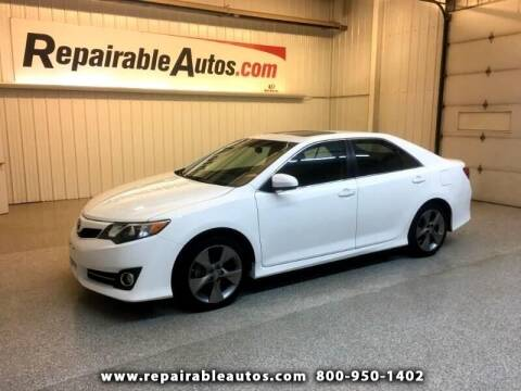 2014 Toyota Camry for sale at Ken's Auto in Strasburg ND