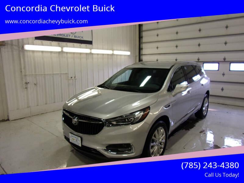 2020 Buick Enclave for sale at Concordia Chevrolet Buick in Concordia KS