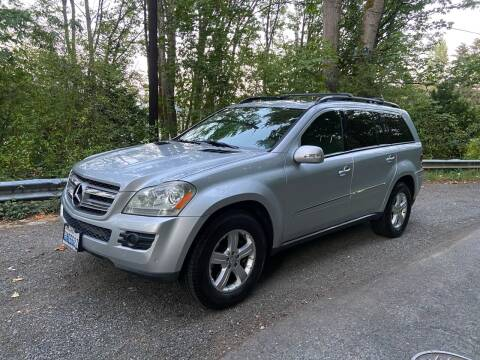 2007 Mercedes-Benz GL-Class for sale at Maharaja Motors in Seattle WA