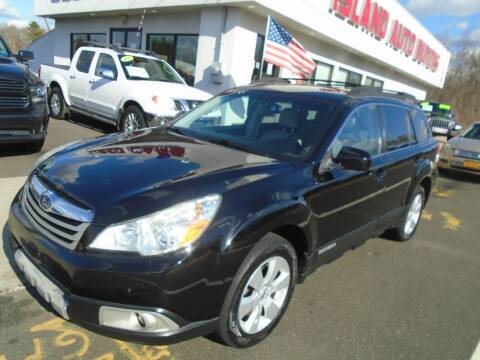 2011 Subaru Outback for sale at Island Auto Buyers in West Babylon NY