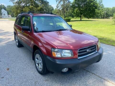 2004 Subaru Forester for sale at 100% Auto Wholesalers in Attleboro MA