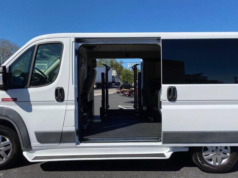 2017 RAM ProMaster Cargo 1500 136 WB 3dr Low Roof Cargo Van - Lakeland FL