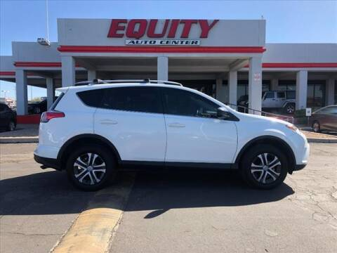 2018 Toyota RAV4 for sale at EQUITY AUTO CENTER in Phoenix AZ