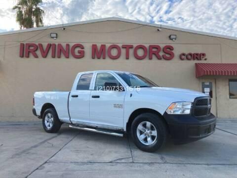 2015 RAM Ram Pickup 1500 for sale at Irving Motors Corp in San Antonio TX
