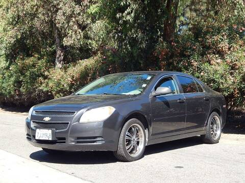 2010 Chevrolet Malibu for sale at Crow`s Auto Sales in San Jose CA