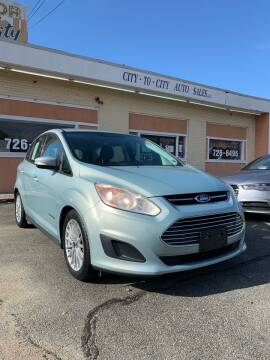 2014 Ford C-MAX Hybrid for sale at City to City Auto Sales in Richmond VA