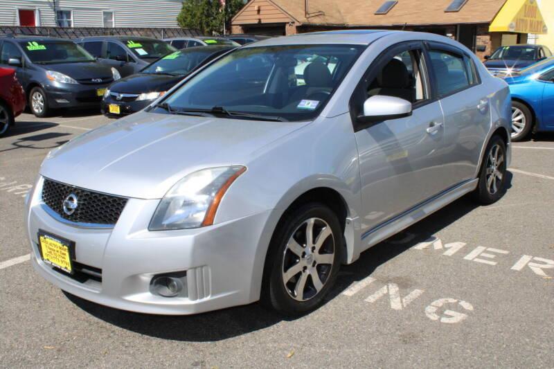 2012 Nissan Sentra for sale at Lodi Auto Mart in Lodi NJ