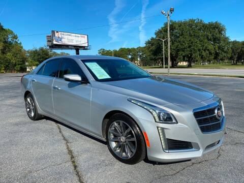 2014 Cadillac CTS for sale at GOLD COAST IMPORT OUTLET in St Simons GA
