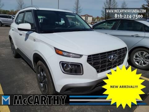 2020 Hyundai Venue for sale at Mr. KC Cars - McCarthy Hyundai in Blue Springs MO